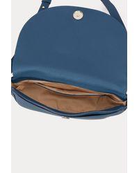Repetto - Blue Quadrille Crossbody Bag - Lyst