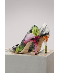 Jimmy Choo - Multicolor X Off-white Anne 100 Pumps - Lyst