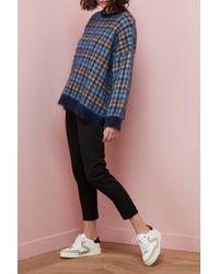 Stella McCartney - Black Octavia Wool Tailored Trousers - Lyst