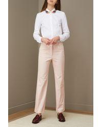 Paul & Joe - Pink Coutance Pants - Lyst