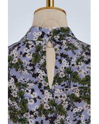 Erdem - Multicolor Lindsey Long Sleeves Blouse - Lyst