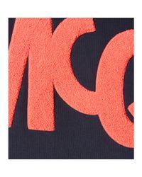 McQ - Black Logo Appliqué Sweatshirt - Lyst