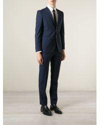 Tonello - Blue Classic Two-Piece Suit for Men - Lyst