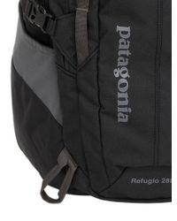 Patagonia | Black 28l Refugio Backpack for Men | Lyst