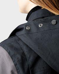 HUNTER | Blue Women's Original Waxed Hunting Coat | Lyst