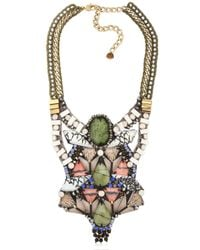 Nocturne | Green Kali Necklace | Lyst
