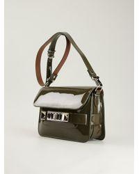 Proenza Schouler - Green Medium Ps11 Shoulder Bag - Lyst