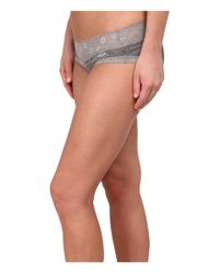 DKNY | Gray Signature Lace Bikini Dk1268 | Lyst