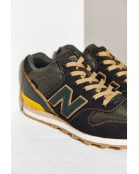 New Balance - Green 696 Classic Outdoor Sneaker - Lyst