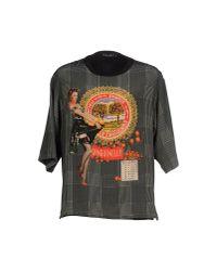 Dolce & Gabbana | Green T-shirt for Men | Lyst