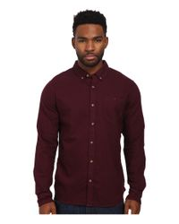 Vans | Purple Mendoza Long Sleeve for Men | Lyst