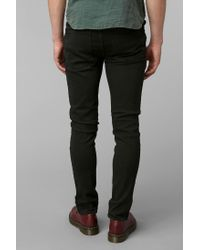 Urban Outfitters | Cheap Monday New Black Super Skinny Jeans for Men | Lyst