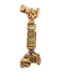 Serefina - Metallic Chain Layered Bracelet - Gold - Lyst