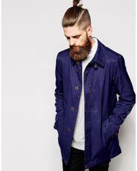 Parka London | Blue Mac for Men | Lyst