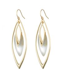 Alexis Bittar - Metallic Orbiting Wire Earring You Might Also Like - Lyst