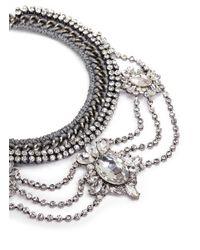 Venessa Arizaga - Metallic 'high On Your Love' Necklace - Lyst
