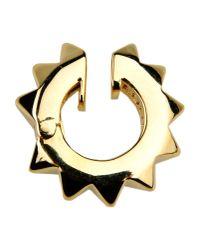 Eddie Borgo | Metallic Earring | Lyst