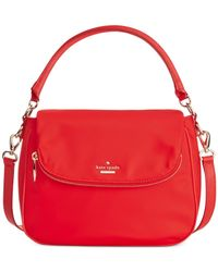 Kate Spade | Red Devin Small Tote | Lyst