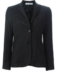 Barena - Gray Classic Wool-Blend Blazer  - Lyst