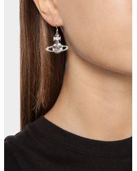 Vivienne Westwood   Metallic 'astrid' Drop Earrings   Lyst