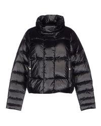 Annarita N. Black Down Jacket