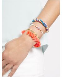 BaubleBar | Multicolor Cancãºn Bracelet Quad | Lyst