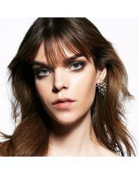 Alexis Bittar | Metallic Cabochon Lace Earring Jacket | Lyst