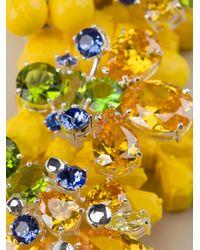 EK Thongprasert - Yellow Silicone Necklace - Lyst