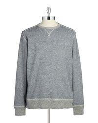 Tommy Bahama | Black Cotton Crewneck Sweatshirt for Men | Lyst