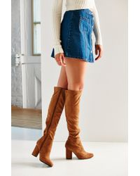 Jeffrey Campbell - Brown Paradox-hi Boot - Lyst