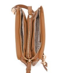 Foley + Corinna | Brown Cache Cross Body Bag | Lyst