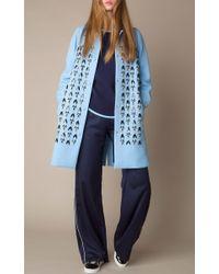 Mother Of Pearl | Baby Blue Kipling Coat | Lyst
