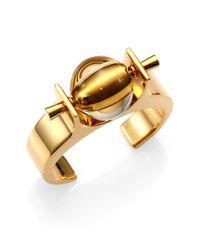 Chloé | Metallic Abby Cuff Bracelet | Lyst