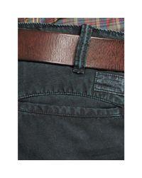 Polo Ralph Lauren | Black Straight-fit Canvas Pant for Men | Lyst