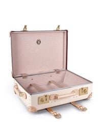 "Globe-Trotter | Natural Safari 21"" Trolley Case 