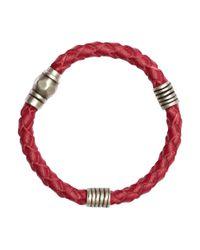 H&M | Red Braided Bracelet for Men | Lyst