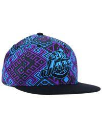 47 Brand - Purple Utah Jazz Bissau Snapback Cap for Men - Lyst