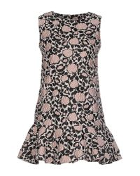 Imperial - Pink Short Dress - Lyst