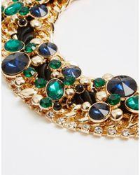 ALDO - Metallic Drego Necklace - Lyst