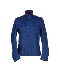 Braddock - Blue Blazer for Men - Lyst