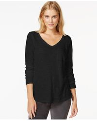 Maison Jules | Black Only At Macy's | Lyst