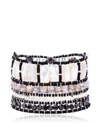 Ziio | Black Ming Bracelet | Lyst