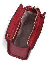 MICHAEL Michael Kors   Red Selma Mini Crossbody Bag   Lyst