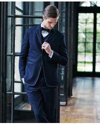Brooks Brothers - Black Fleece Silk Faille Bow Tie for Men - Lyst