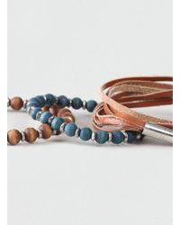 TOPMAN - Multicolor Bohemian Bracelet Multipack* for Men - Lyst