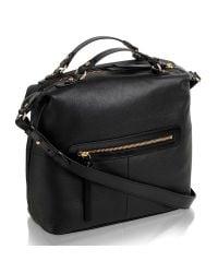 Radley - Black London Wallleather Medium Multiway Grab Bag - Lyst