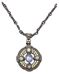 Brevard - Metallic Cable Chain Necklace - Lyst