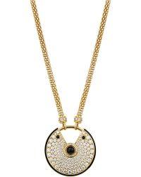 Cartier | Metallic Amulette De 18ct Yellow-gold | Lyst