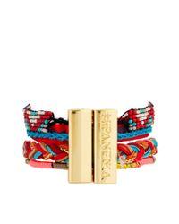 Hipanema - Orange Arizona Bracelet - Lyst