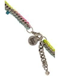 Venessa Arizaga - Pink Necklace - Lyst